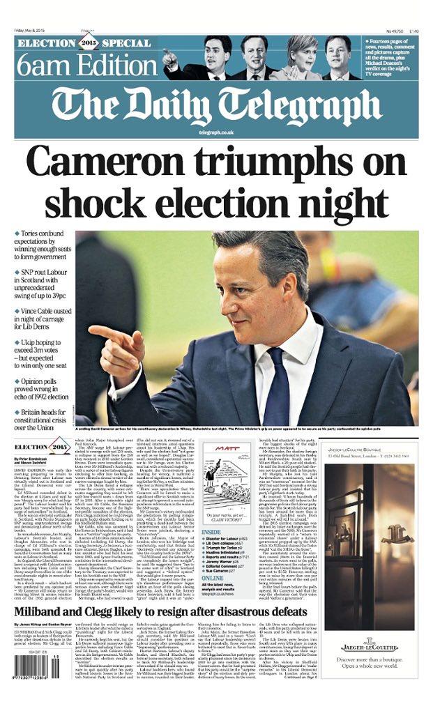 Telegraph 2015